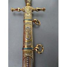 Кортик Адмиральский (с ювелирными камнями)